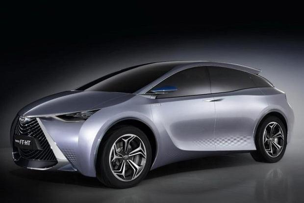 Du�y crossover Toyoty - nie dla nas
