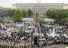 G�rnicy protestuj� przeciwko importowi rosyjskiego w�gla. Zablokowali przej�cie graniczne