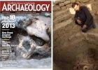 Odkrycie Polak�w w�r�d dziesi�ciu najwa�niejszych odkry� archeologicznych 2013 roku!