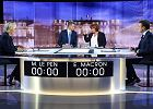 Wybory we Francji. Le Pen rzuca błotem, internet się rozgrzewa - debata poszła na noże