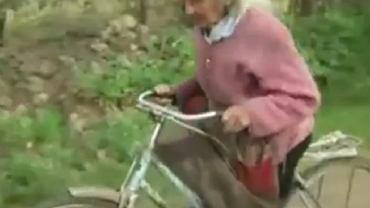 Nie wyobraża sobie życia bez roweru
