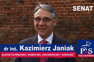 O�wiadczenie Kazimierza Janiaka