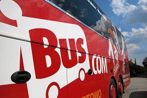 PolskiBus.com niepr�dko wjedzie na tory