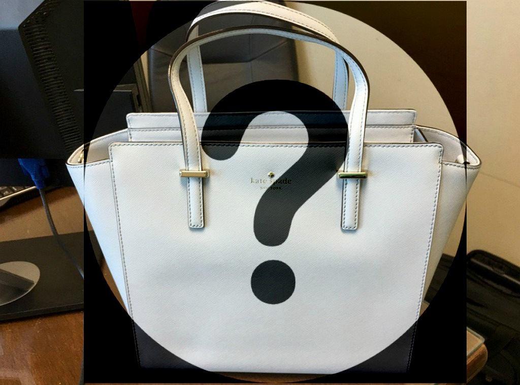8fa228410a Jakiego koloru jest ta torebka  Odpowiedź podzieliła internautów