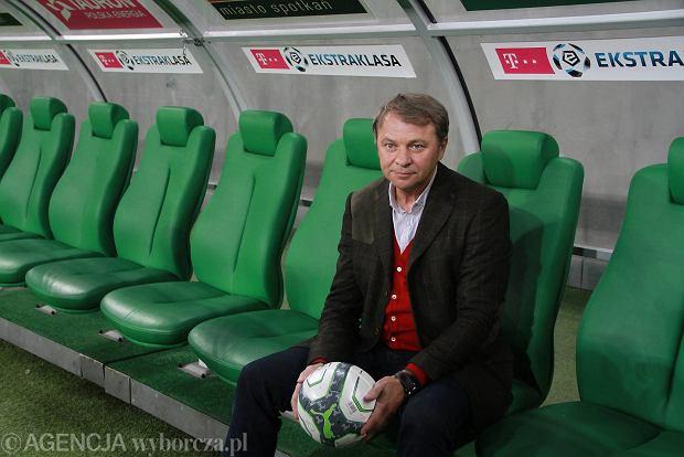Misja trenera Tadeusza Paw�owskiego nie jest �atwa