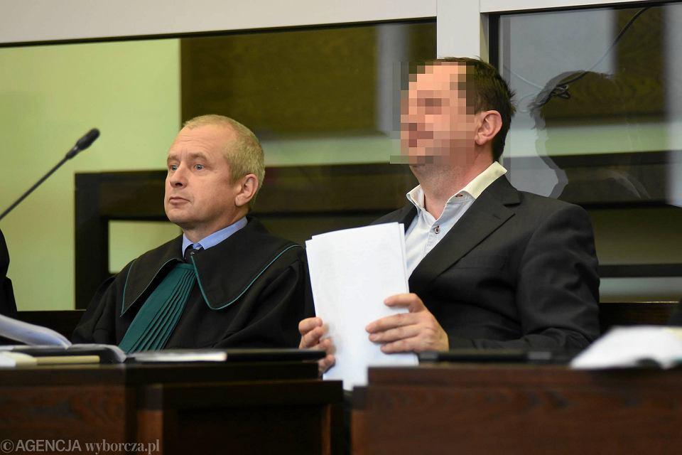 Rozprawa w sprawie Piotra Ż.