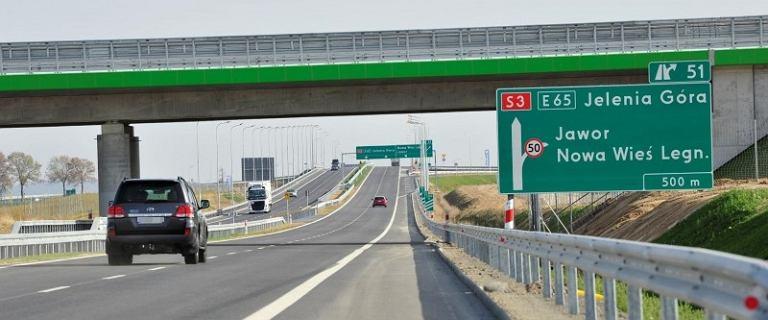 Świetna wiadomość dla kierowców. Kolejne 36 km drogi ekspresowej S3 już otwarte