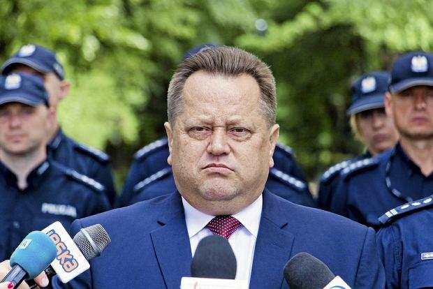 Jarosław Zieliński jest bezlitosny dla wrogów prezesa