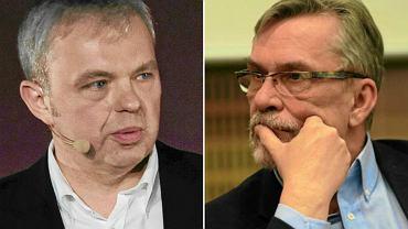 Andrzej Godlewski, wicedyrektor TVP 1, Jacek Żakowski