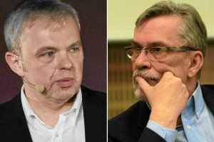 Czy debata kandydat�w na prezydenta w TVP zagra�a demokracji. Polemika z Jackiem �akowskim