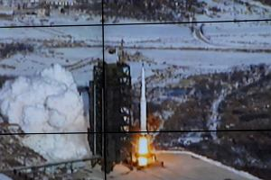 Korea Północna straszy świat rakietą dalekiego zasięgu