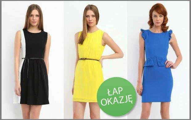 5a2b22c0a7 Zakupy w sieci  sukienki z wyprzedaży z internetowego sklepu Top Secret