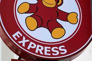 Logo sieci Małpka Express