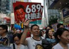 Hongkong stawia si� Pekinowi