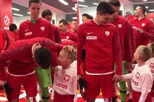 Lewandowski iSzczęsny przed meczem z Koreą