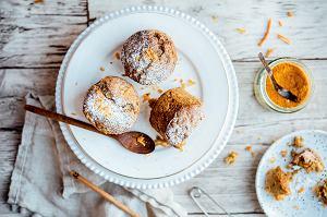 Muffiny bananowo-pasternakowe