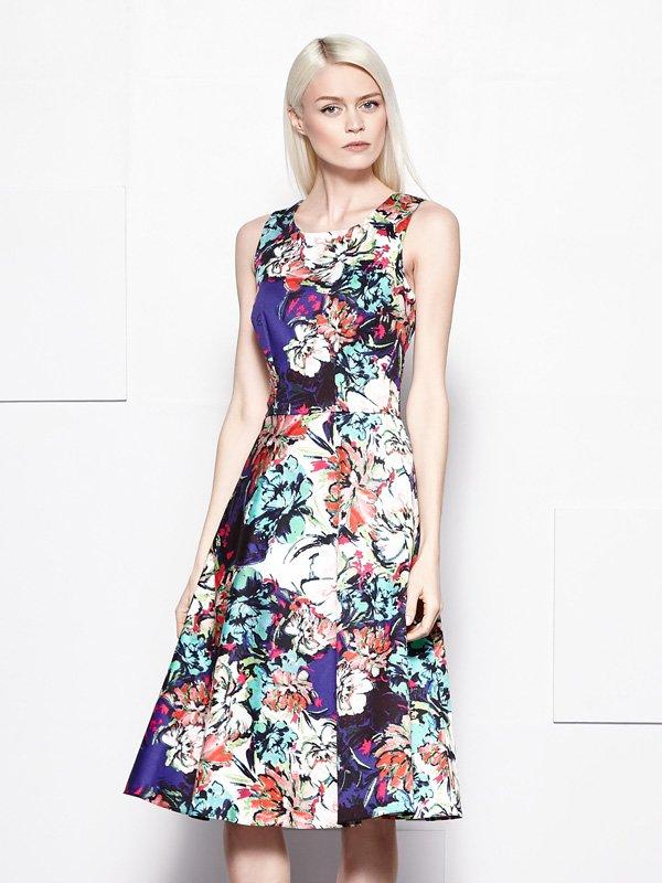 3c0d819ab1 Zdjęcie numer 1 w galerii - Jak się ubrać na wesele  Najmodniejsze sukienki  z nowych