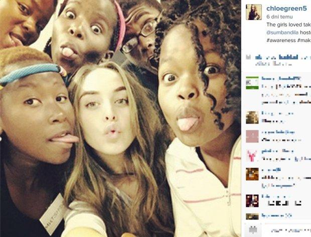 Instagram Chloe Green