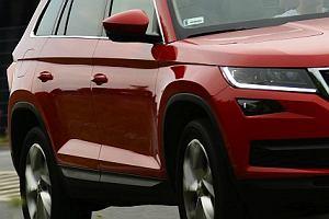 Jak duży SUV sprawdza się w mieście, czyli testu Skody Kodiaq ciąg dalszy