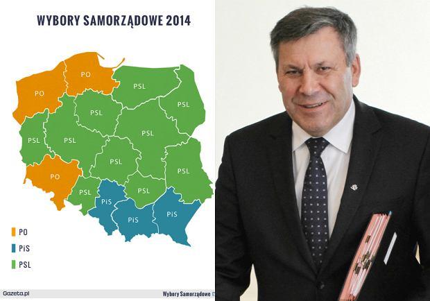 PSL tryumfuje po ogłoszeniu cząstkowych wyników wyborów