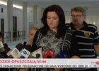 Rodzice niepe�nosprawnych dzieci zawieszaj� protest i opuszczaj� Sejm