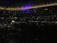 Smartfony na koncercie Depeche Mode w Warszawie