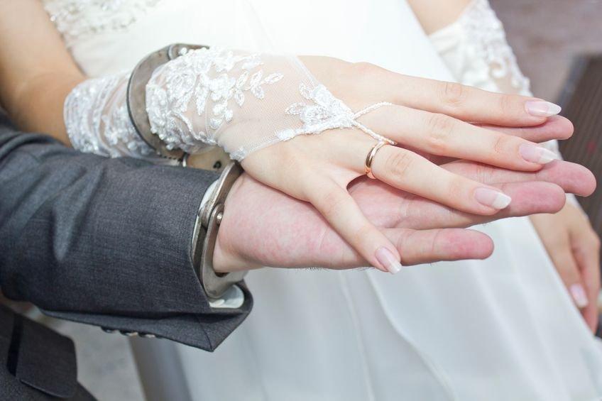 Niektóre małżeństwa są jak więzienie