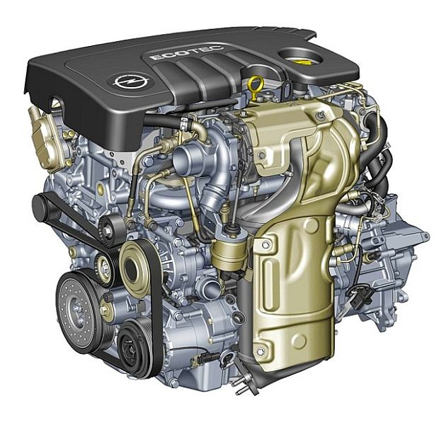 Nowy diesel Opla