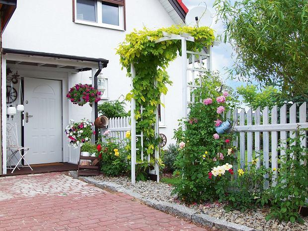 Wymarzony dom dla rodziny z przytulnymi wnętrzami