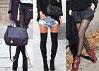 Jak nosić szorty zimą - trzy propozycje