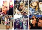 Glastonbury 2015: najciekawsze stylizacje i makijaże festiwalowe gwiazd. Zaispiruj się przed Open'erem! [DUŻO ZDJĘĆ]