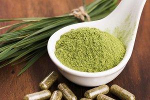 Zielony j�czmie� - cudowny lek na wszystko?