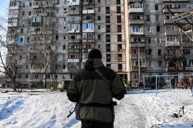 Ukraina: trwaj� zaci�te walki o lotnisko w Doniecku