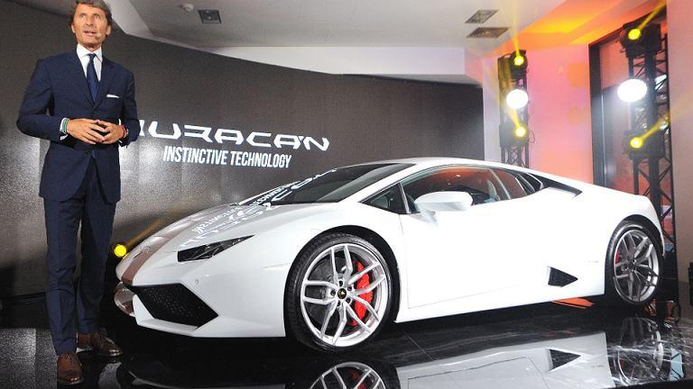 Lamborghini Oficjalnie W Polsce Salon Marki W Warszawie