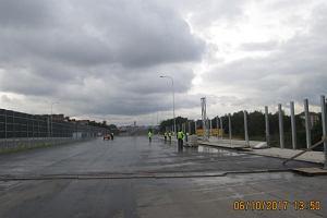 Budowa ważnego odcinka S8 pod Warszawą się opóźnia. Termin kontraktowy mało realny