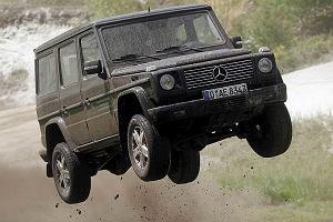 Mercedes klasy G  | Produkt d�ugo dojrzewaj�cy