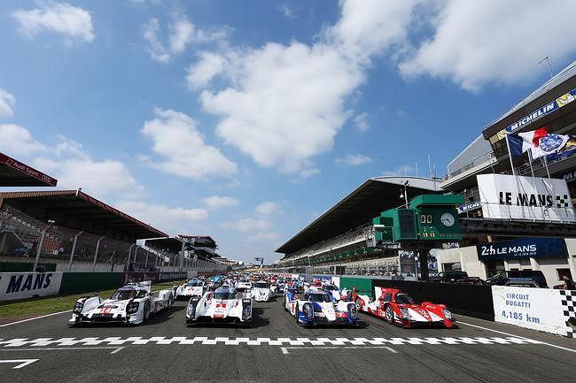 Zespoły w Le Mans