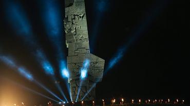 Westerplatte. Obchody 78. rocznicy wybuchu II Wojny Światowej. Gdańsk, 1 września 2017