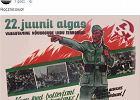 """Historyk IPN publikuje nazistowski plakat zachęcający do kolaboracji. """"Rocznicowo!"""""""
