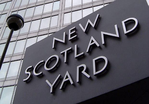 Siedziba Scotland Yardu