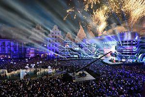 Sylwester 2015 we Wroc�awiu, Warszawie, Krakowie, Katowicach i Poznaniu. Gdzie by�o najhuczniej?