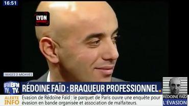 Redoine Faid uciekł z więzienia helikopterem