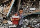 W Strefie Gazy znaleziono cia�a 16 Palesty�czyk�w. ONZ wzywa do natychmiastowego rozejmu