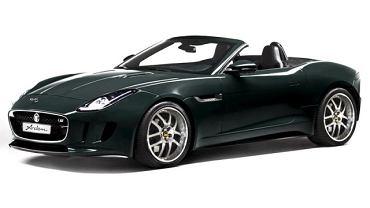Jaguar F-Type przygotowany przez firmę Arden
