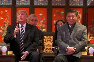 Miliardowe kontrakty po wizycie Trumpa w Chinach