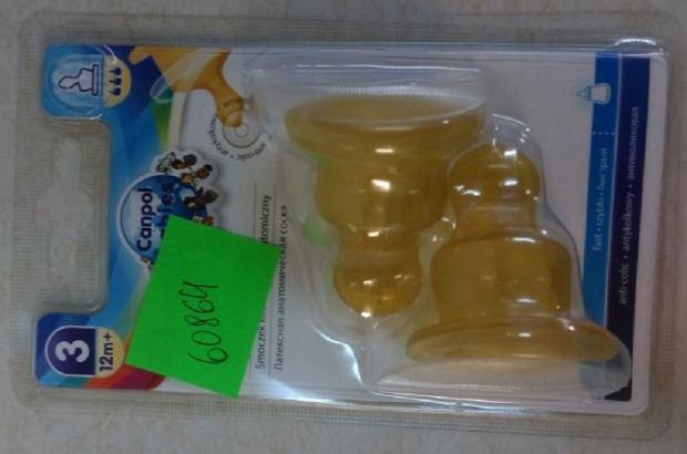 Żółte kauczukowe smoczki wycofane ze sprzedaży. Trzeba je zniszczyć - mogą być rakotwórcze [AKTUALIZACJA]