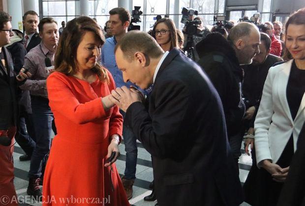 Dru�yna prezesa Jacka Kurskiego w TVP