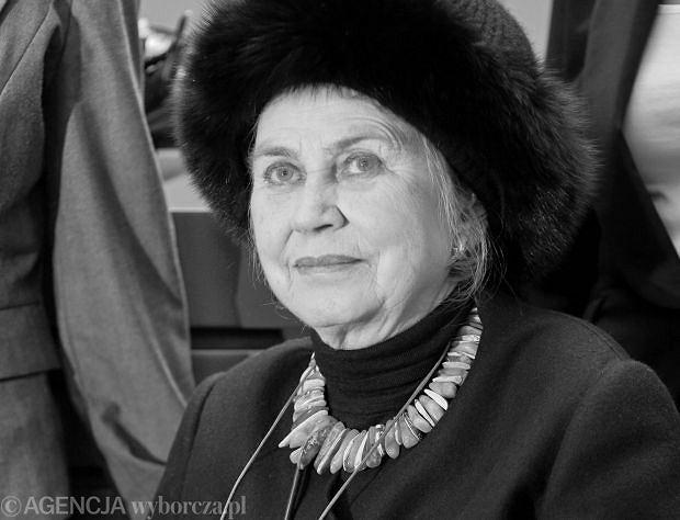 Barbara Piasecka-Johnson nie �yje. Jedna z najbogatszych kobiet na �wiecie