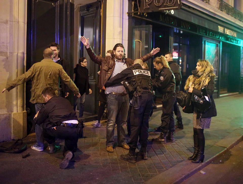 Zamach Photo: Zamach W Paryżu: Końcówka Kampanii Wyborczej We Francji