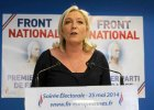 """""""Szok i trz�sienie ziemi"""". We Francji o wygranej Frontu Narodowego"""